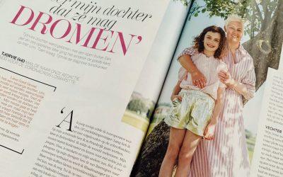 Do what makes you happy: mijn stylings voor Goed Gevoel magazine